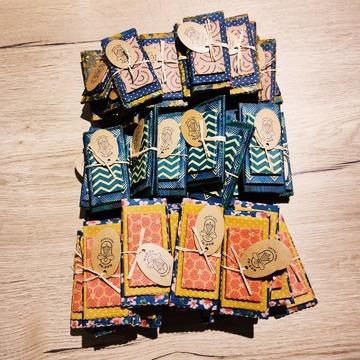 On vient de refaire le stock de trio de beewraps 🐝  Disponible pour vos cadeaux de Noël  sur www.nadoz.bzh  #beewrap #zerodechet #zerowaste #noelzerodechet #ecologie #ecoresponsable #doelan #artisanal #madeinbreizh #ciredabeille
